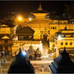 108 Night View OfPasupatinath Temple Ket6CXS4Z1