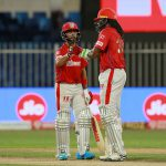 Gayle and Mandeep